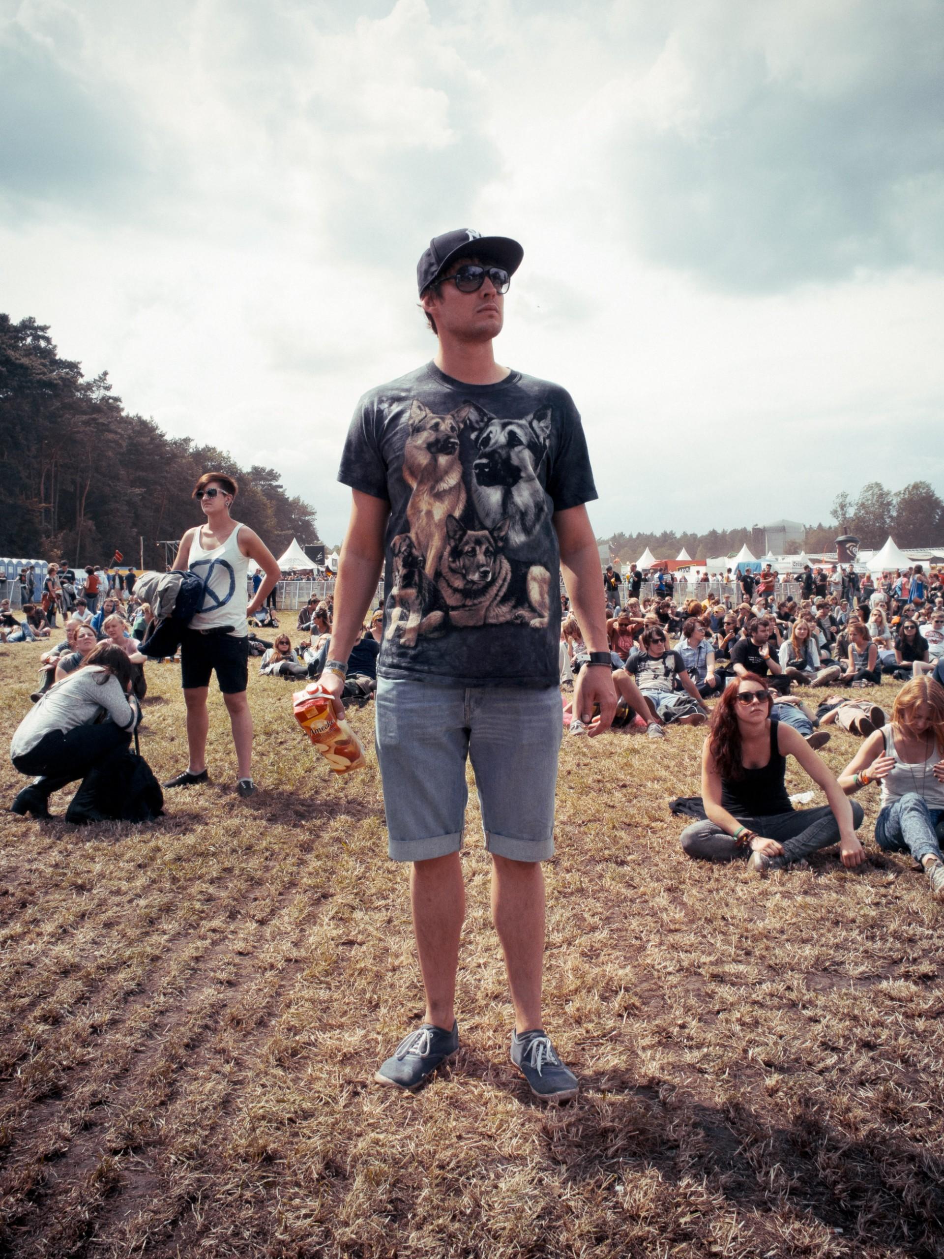 Florian Schüppel HURRICANE FESTIVAL