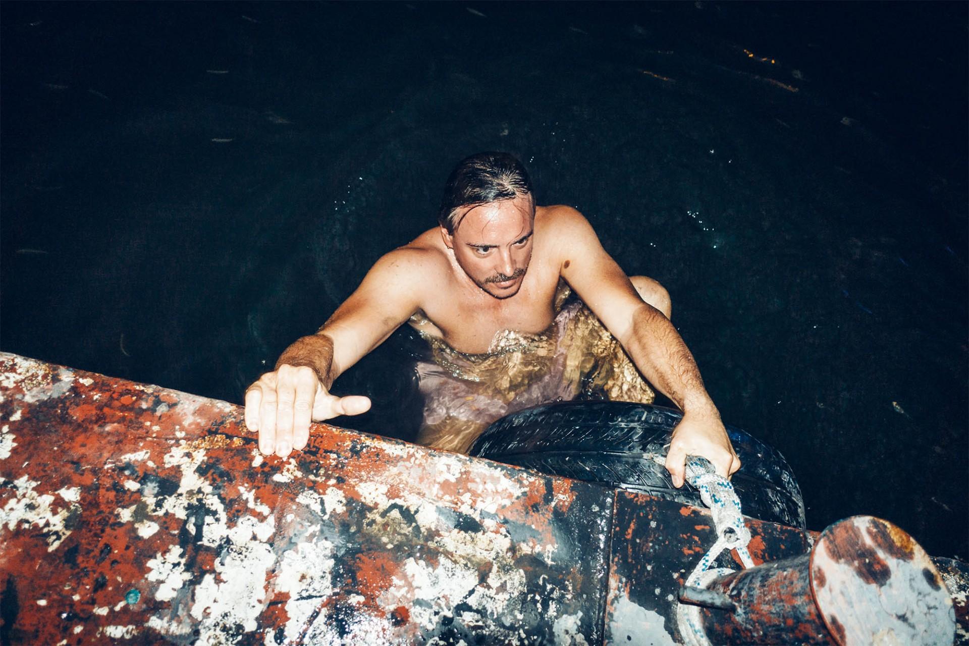 Florian Schüppel BLACK SEA CIRCUS